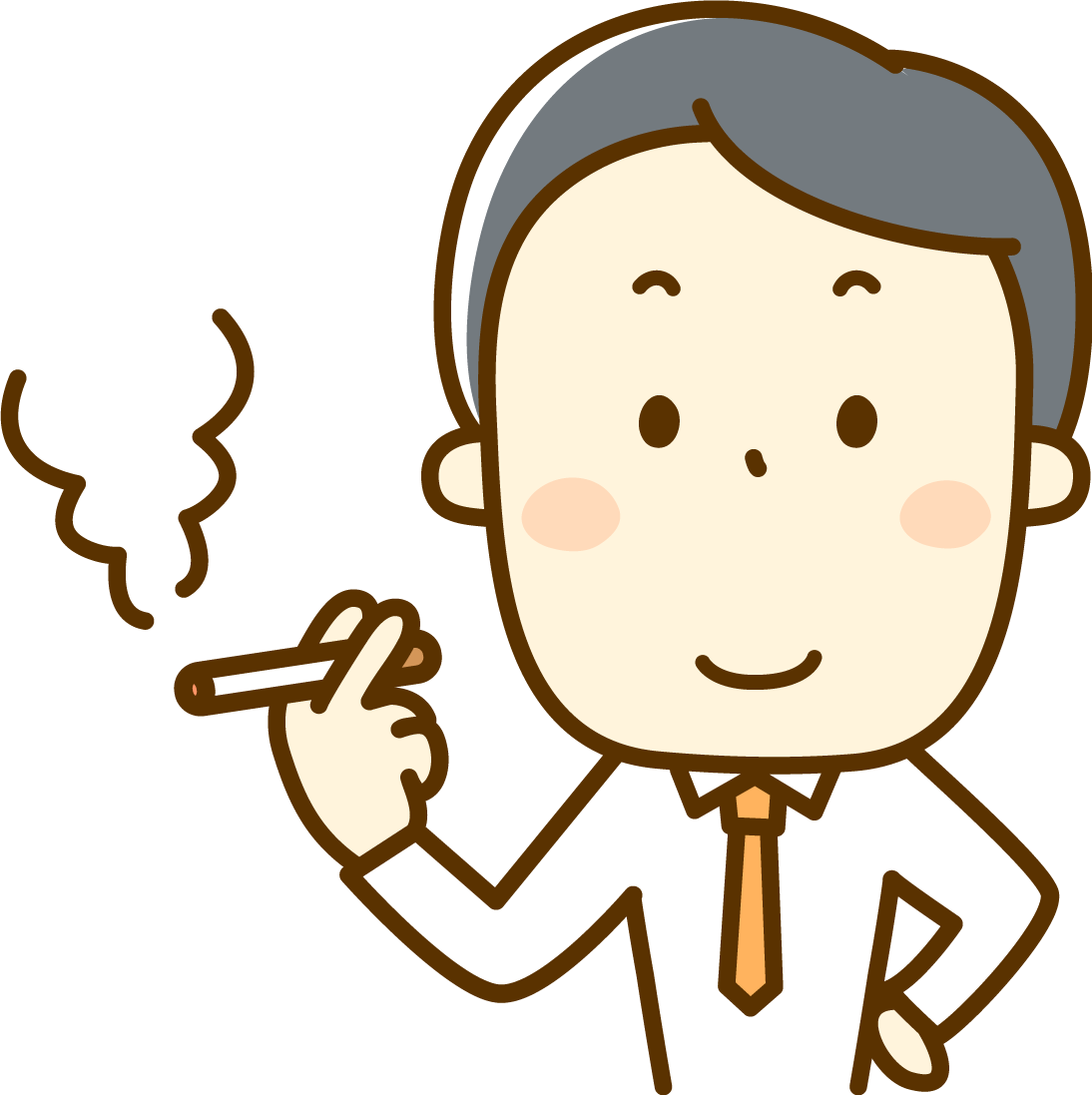 タバコと声がれの関係